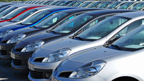 How do I finance a car while in Bankruptcy?