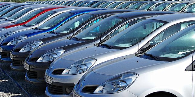 servicios de renta y transporte de autos