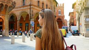 Bologna, Torre degli Asinelli e il Santuario Madonna di San Luca (confermato)