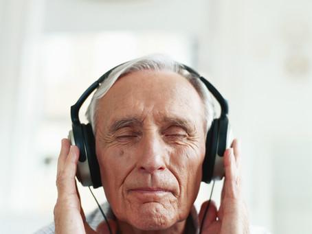 Musikterapi för Alzheimers