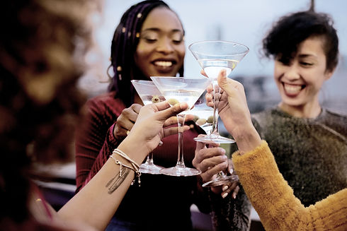 Martini's drinken