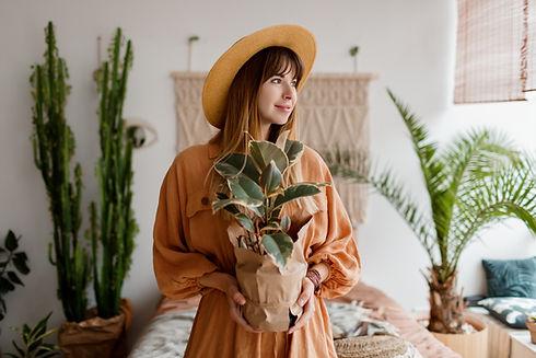 Happy Plant Owner