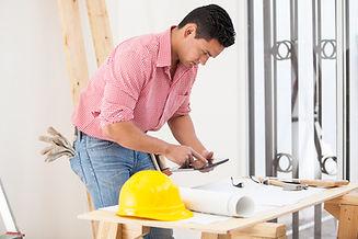 Finalizando los planes de la construcció