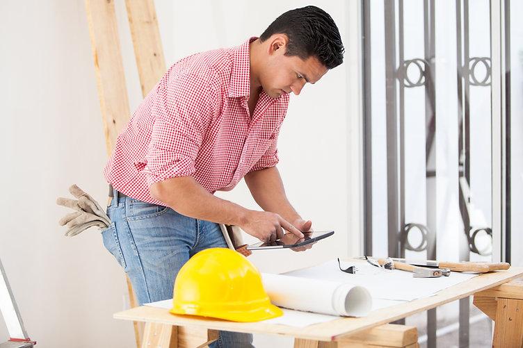 Finalizando Planos de Construção