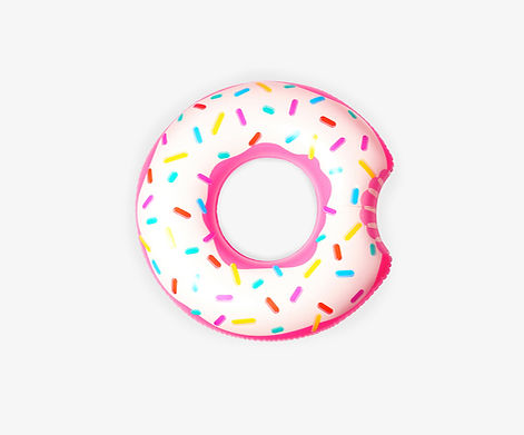 Donut  Inflatable Ring
