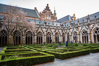 Pandhof Domkerk Utrecht