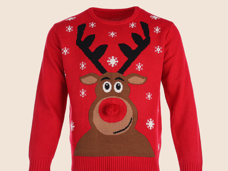 Are Ugly Christmas Sweaters a Turn On?