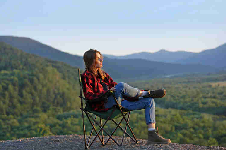 Camping Solo: A How-To Guide & Checklist