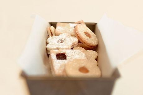 砂糖入りクッキー