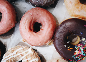 Bake your own guilt-free doughnuts AT HOME