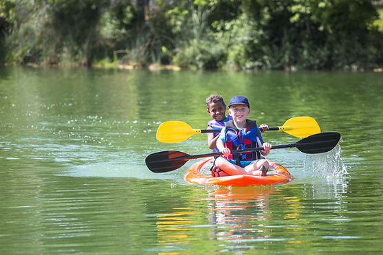 Kayak Fun