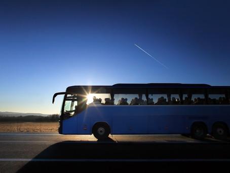 LA METAFORA DELL'AUTOBUS: tu sei l'autista e i passeggeri sono i tuoi pensieri, paure ed emozioni.