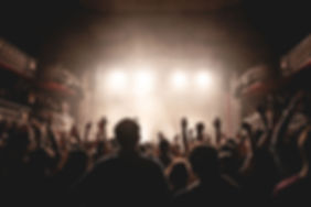 Standing at a Concert