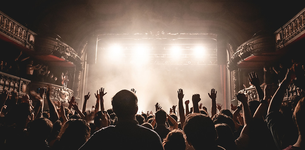Stojąc na koncercie
