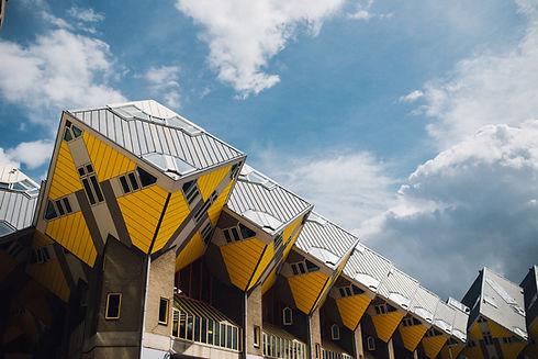 Роттердамская Архитектура