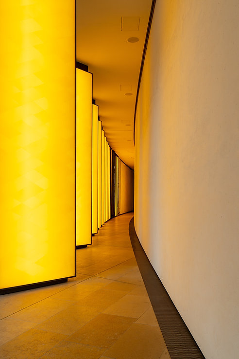 Желтый проход
