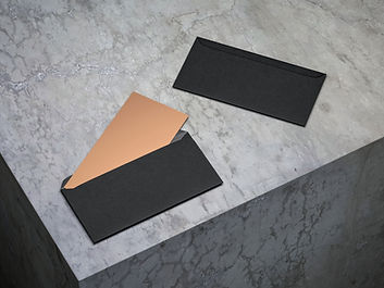 Enveloppes de marque