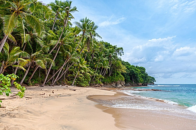 beachs costa rica