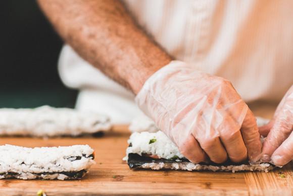 Hacer sushi