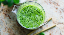 Green Juice for Liver Detox & Mercury Removal