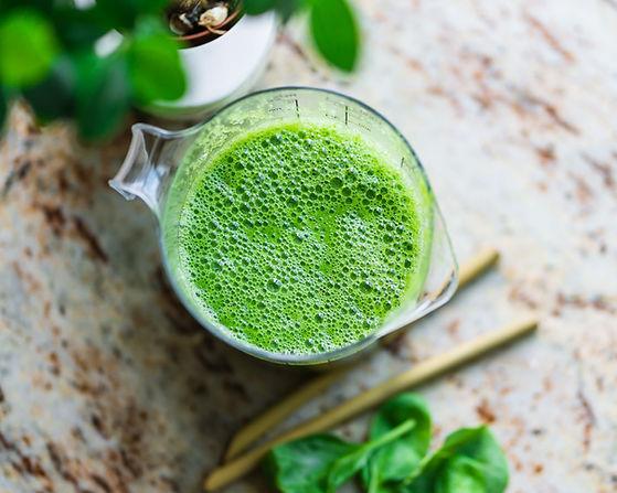 Grön juice