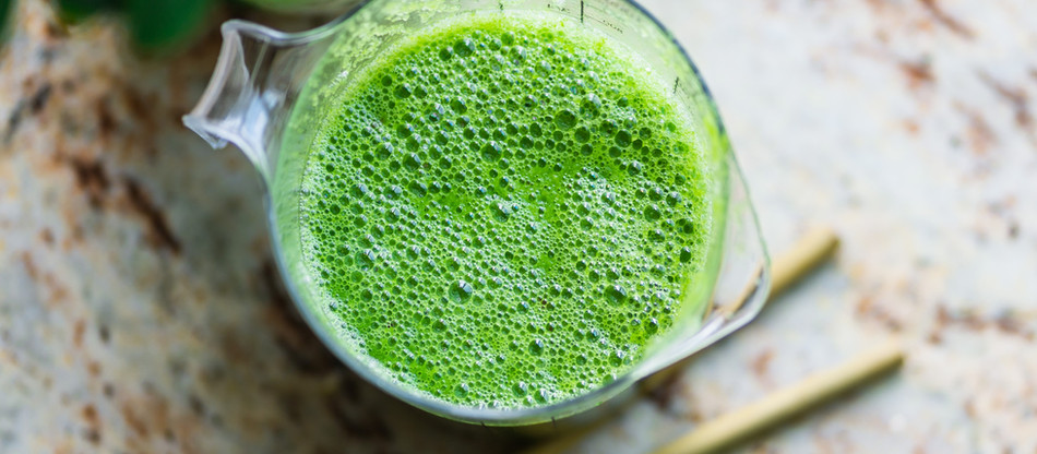 Juice your way to better care: Green Tonic