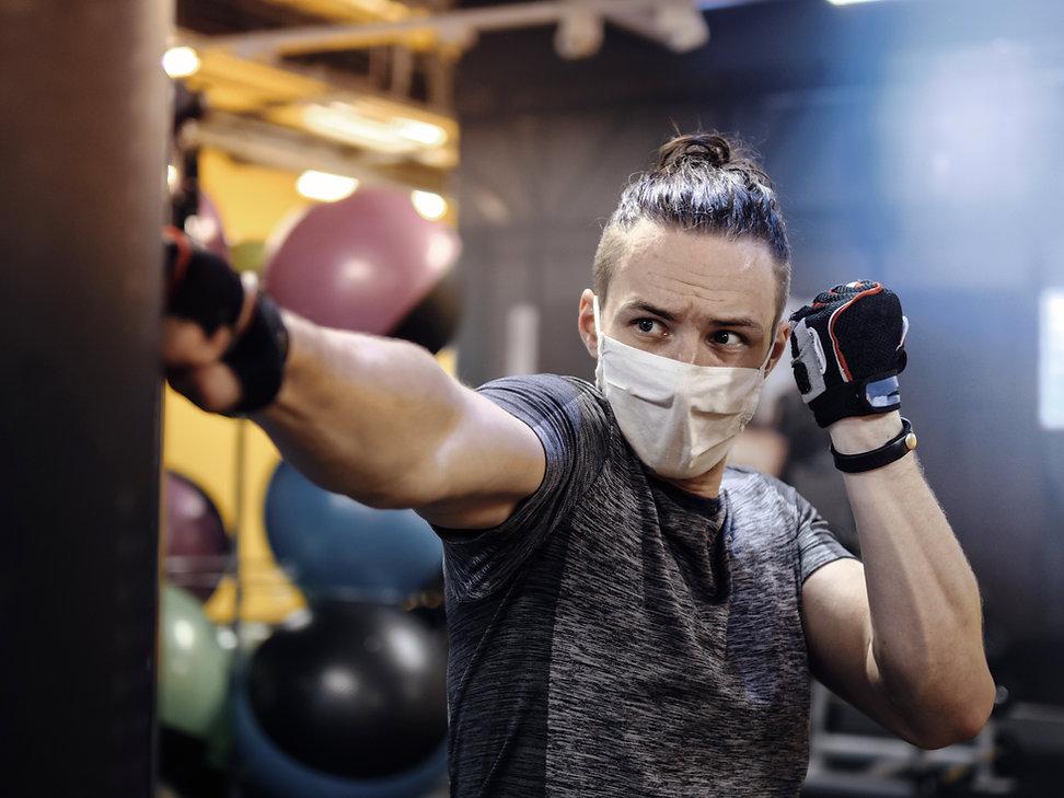 Kickboxing seguro