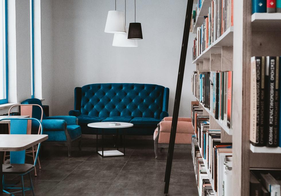 Capitonnage Sofa
