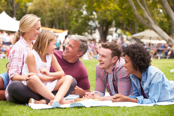 "Sermon: ""Enlarging the Family"""