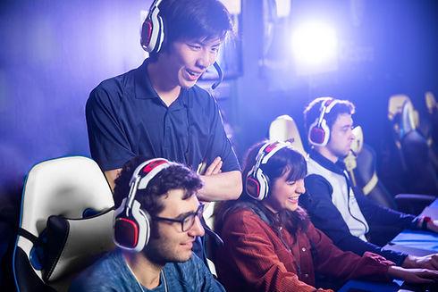 Gaming Event Teammates