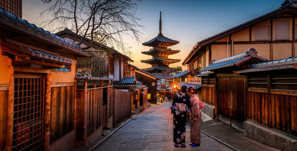 japanese walking