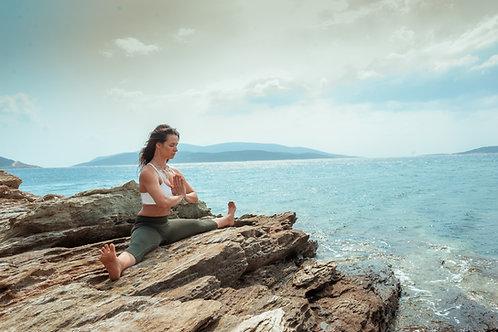 Yoga med Anne