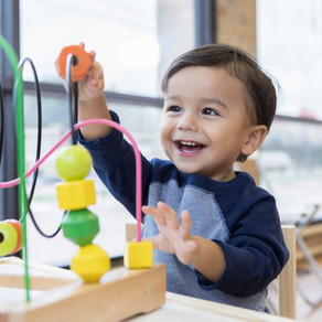 GROWING YOUR CHILD'S BRAIN