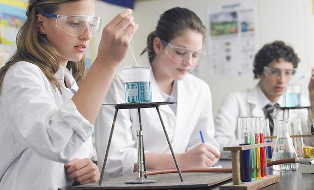 Classe di chimica