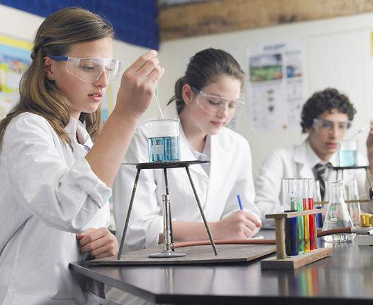 Cours de chimie