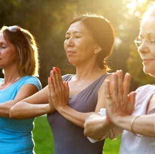 Yoga / qi gong over 50