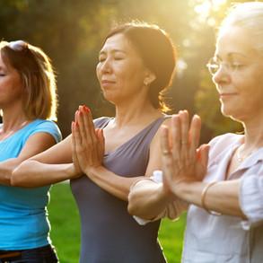 women-practicing-yoga-outdoor