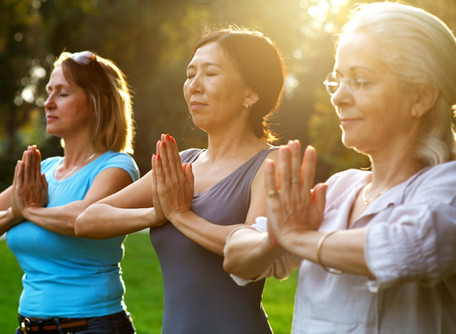 Menopause can be a hard time for women