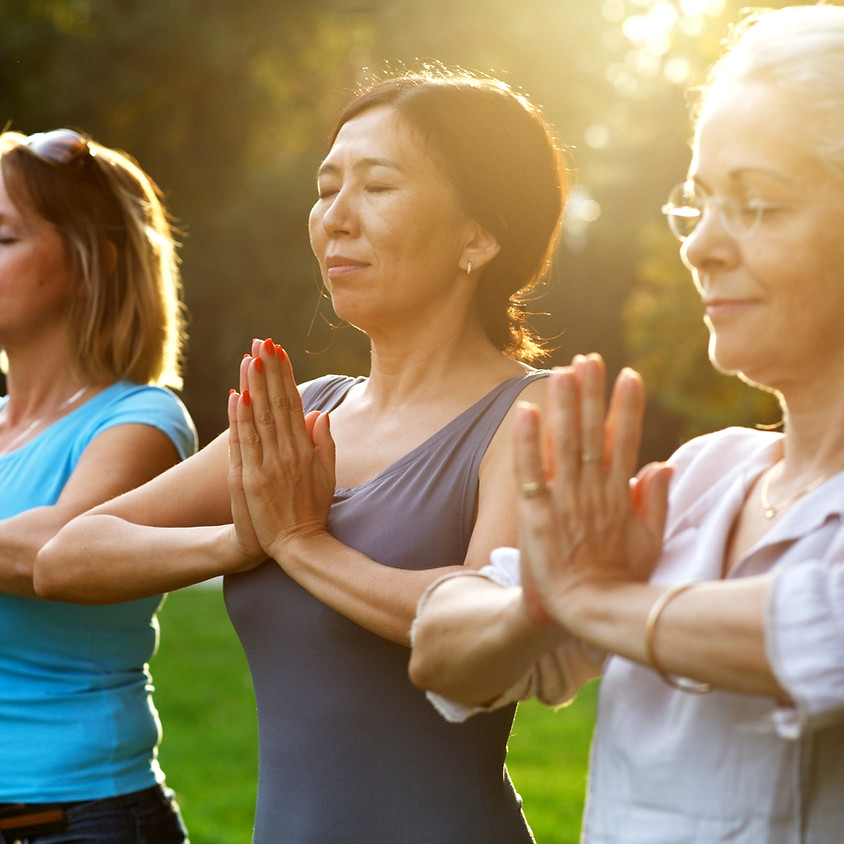 Open Day - FREE Menopause Yoga Taster