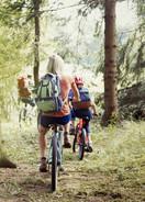 Biking Payne's Creek
