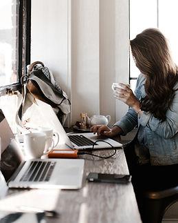 コーヒーと仕事
