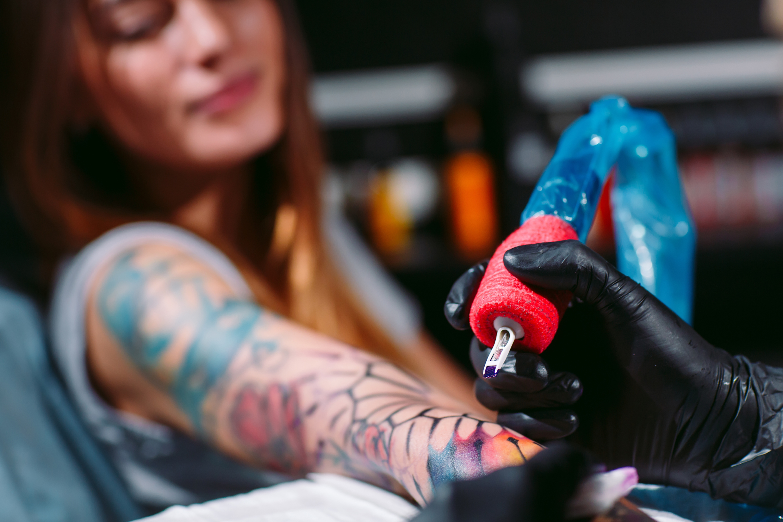 Tattoo Consultation FC Road