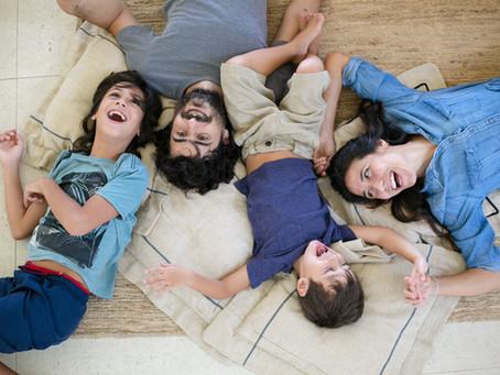 Mewariskan rumus kebahagiaan kepada anak