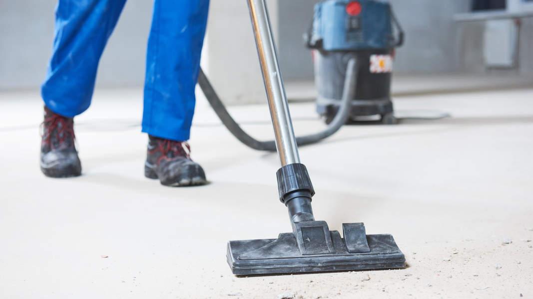 건물 청소 서비스