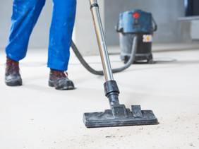 Builder & Hand-Over Cleans