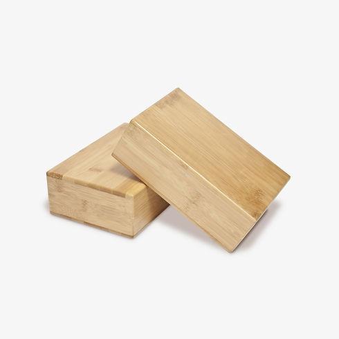 Wood Yoga Blocks
