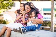Mother with daughters Quinceanera song expressing love between mothers and daughters