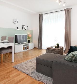 Gemütliche Wohnung