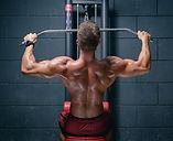 Entraînement en salle de gym