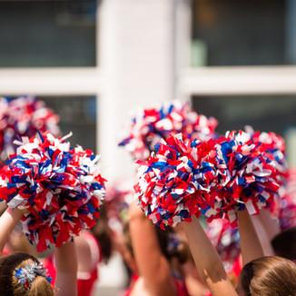 Cheer coming soon!